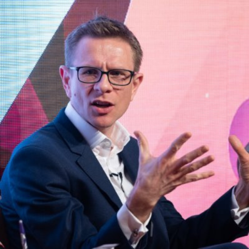 Anthony Impey, Chief Executive, Be the Business, Connected Britain Awards Judge