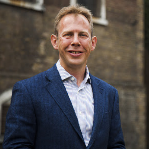 Oliver Johnson, CEO, Point Topic, Connected Britain Awards Judge